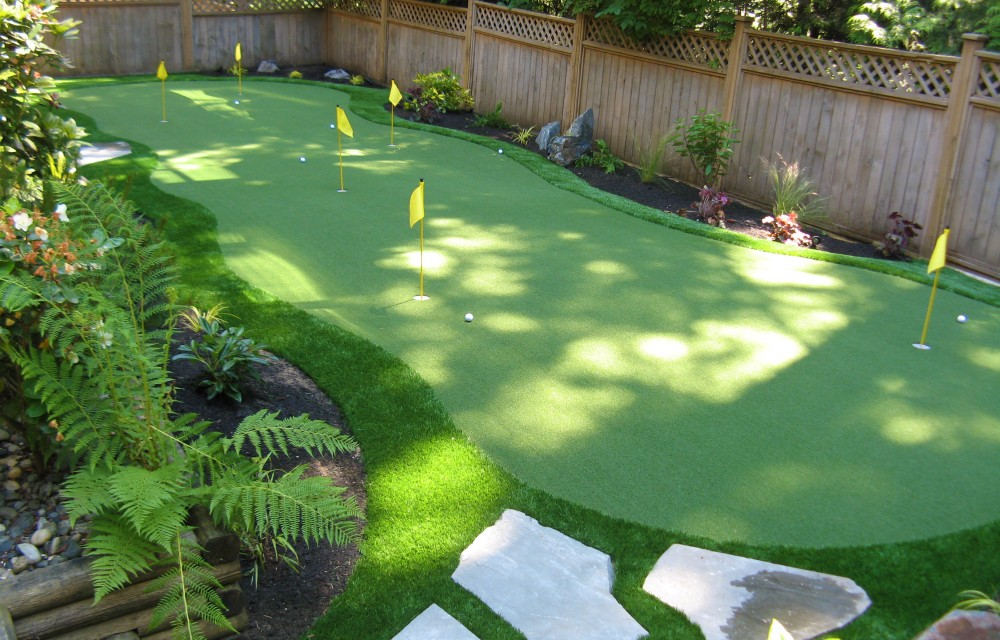 synthetic grass