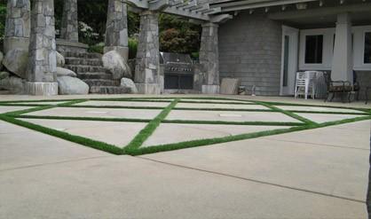 Mount Pleasant Artificial Grass Lawns