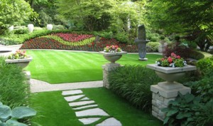Every Backyard Looks Better with Precision Greens' Turf, Vancouver's Leading Grass Supplier